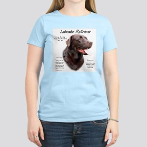 Chocolate Lab Women's Light T-Shirt