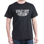 World's Best Zadie Dark T-Shirt