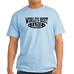 World's Best Zadie Light T-Shirt