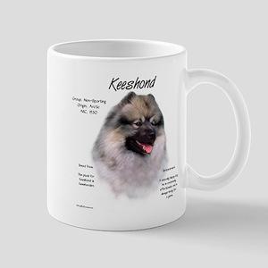 Keeshond 11 oz Ceramic Mug