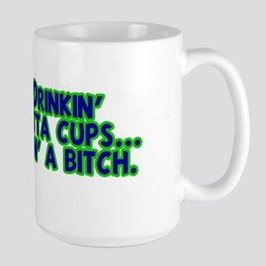 drinking-cups Large Mug