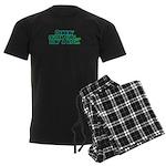 drinking-cups Men's Dark Pajamas