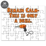 only a drill Puzzle