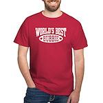 World's Best Bubbie Dark T-Shirt
