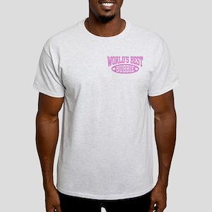 World's Best Bubbie Light T-Shirt