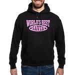 World's Best Savta Hoodie (dark)