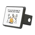Fun And Games Rectangular Hitch Cover