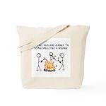 Fun And Games Tote Bag