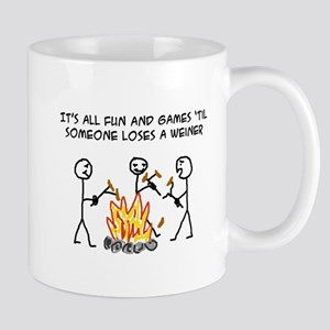 Fun And Games Mug