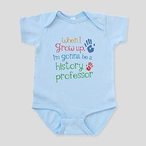Future History Professor Infant Bodysuit