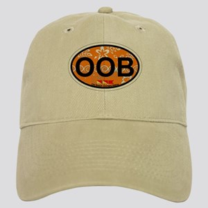 Old Orchard Beach ME - Oval Design. Cap