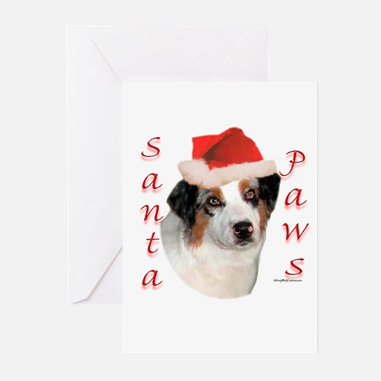 Aussie Paws Greeting Cards (Pk of 10)
