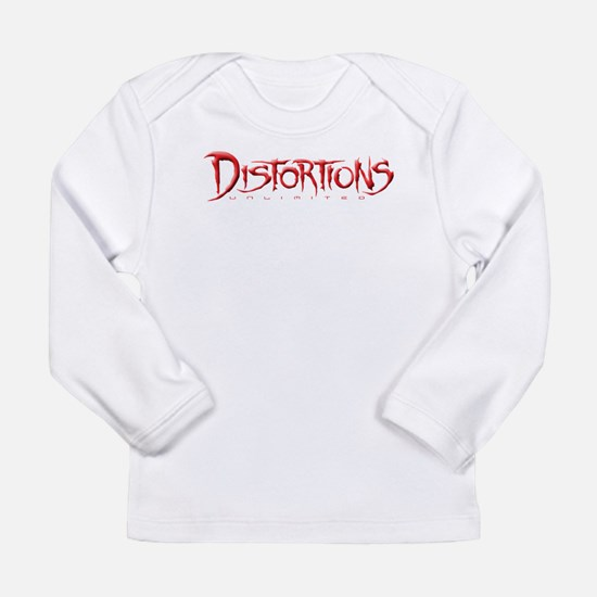 Distortions Unlimited Logo Long Sleeve Infant T-Sh