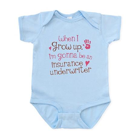 Future Insurance Underwriter Infant Bodysuit