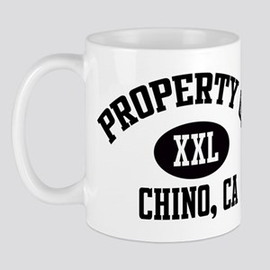 Property of CHINO Mug