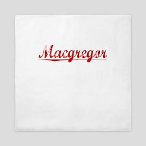 Macgregor, Vintage Red Queen Duvet