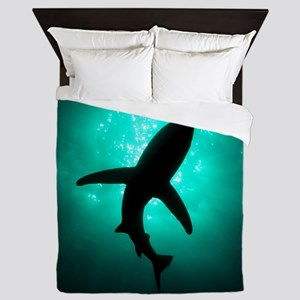 Shark Queen Duvet
