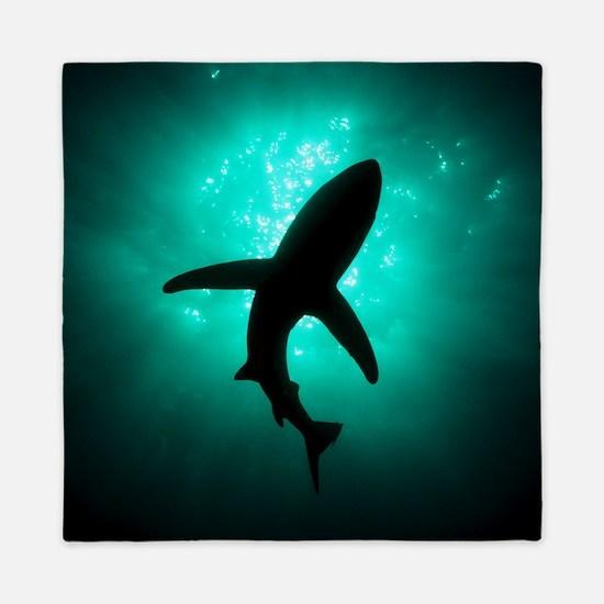 Shark Queen Duvet