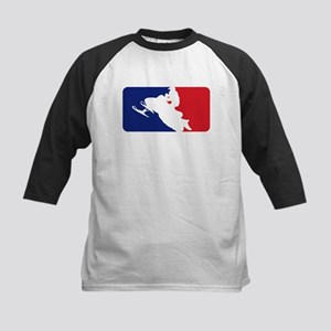 Major League Snowmobiler Kids Baseball Jersey