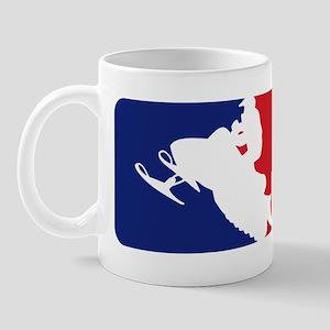 Major League Snowmobiler Mug