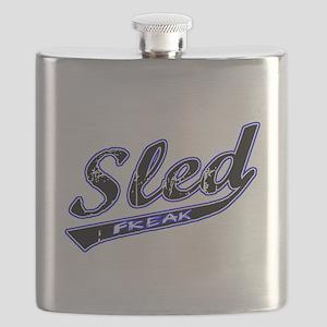 Sled Freak Flask