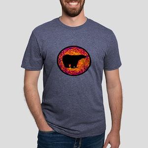THE POLARS Mens Tri-blend T-Shirt
