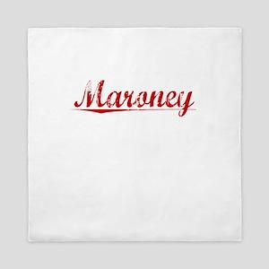 Maroney, Vintage Red Queen Duvet