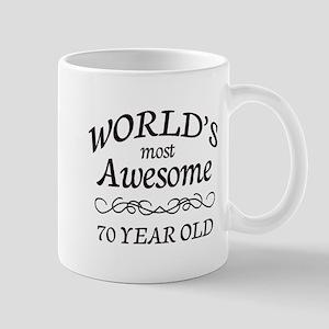 Awesome Birthday Mug