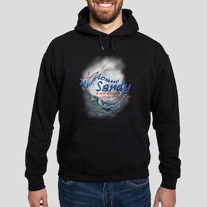 Hurricane Sandy Survivor: Hoodie (dark)