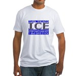 TURN 'EM INTO ICE - Fitted T-Shirt