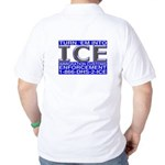 TURN 'EM INTO ICE -  Golf Shirt
