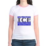 TURN 'EM INTO ICE - Jr. Ringer T-Shirt