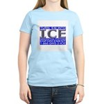 TURN 'EM INTO ICE - Women's Pink T-Shirt