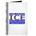 TURN 'EM INTO ICE - Journal