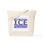 TURN 'EM INTO ICE -  Tote Bag