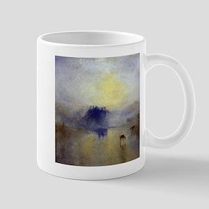 Norham Castle by Turner Mug