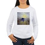 Norham Castle by Turner Women's Long Sleeve T-Shir