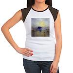 Norham Castle by Turner Women's Cap Sleeve T-Shirt