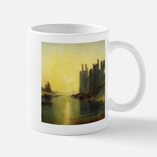 Caernarvon Castle by Turner Mug