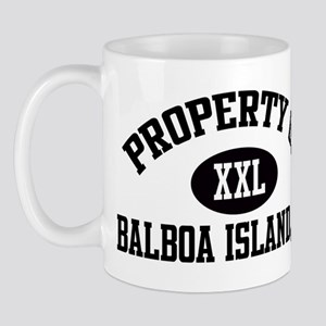 Property of BALBOA ISLAND Mug