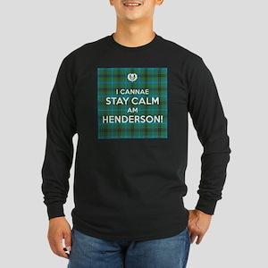 Henderson Long Sleeve Dark T-Shirt