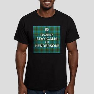 Henderson Men's Fitted T-Shirt (dark)