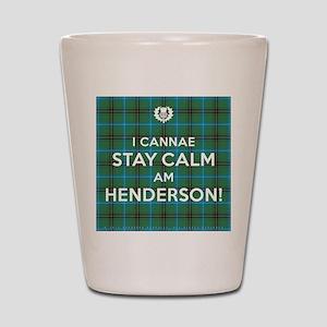 Henderson Shot Glass