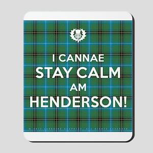 Henderson Mousepad