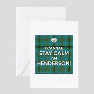 Henderson Greeting Card