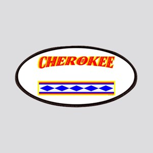 CHEROKEE TRIBE Patches