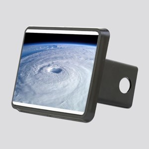 Hurricane Sandy Rectangular Hitch Cover