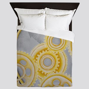 Lost in Time 2 for Prints Queen Duvet