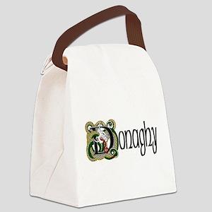 Donaghy Celtic Dragon Canvas Lunch Bag
