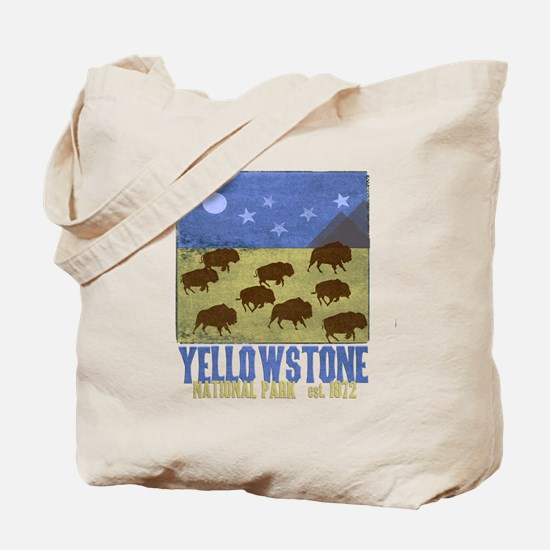 Cute National parks Tote Bag